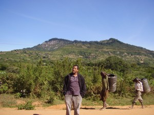 Makuli hill